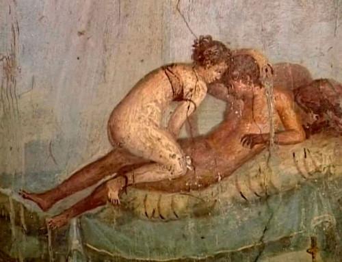Arte erotica a Pompei